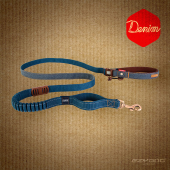 Поводок Road Runner Denim EzyDog
